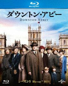 【新品】【ブルーレイ】ダウントン・アビー シーズン5 ブルーレイBOX ヒュー・ボネヴィル