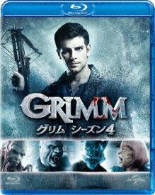 【新品】【ブルーレイ】GRIMM/グリム シーズン4 バリューパック デヴィッド・ジュントーリ