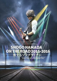 "【新品】【DVD】SHOGO HAMADA ON THE ROAD 2015−2016 旅するソングライター ""Journey of a Songwriter"" 浜田省吾"