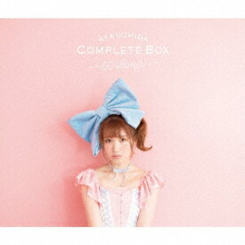 【新品】【CD】AYA UCHIDA COMPLETE BOX 〜50 Songs〜 内田彩