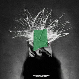 【CD】Inside Your Head Survive Said The Prophet
