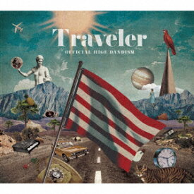 【CD】Traveler Official髭男dism