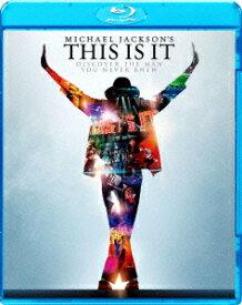 【新品】【ブルーレイ】マイケル・ジャクソン THIS IS IT マイケル・ジャクソン