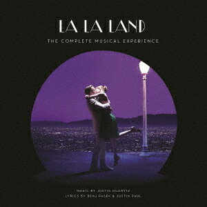 【新品】【CD】ラ・ラ・ランド 完全ミュージカル体験盤 (オリジナル・サウンドトラック)