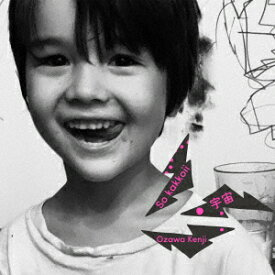 【CD】So kakkoii 宇宙 小沢健二