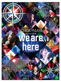【ブルーレイ】UCHIDA MAAYA Zepp Tour 2019 we are here 内田真礼