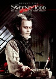 【新品】【DVD】スウィーニー・トッド フリート街の悪魔の理髪師 ジョニー・デップ