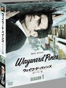 【新品】【DVD】ウェイワード・パインズ 出口のない街 シーズン1 SEASONS コンパクト・ボックス マット・ディロン