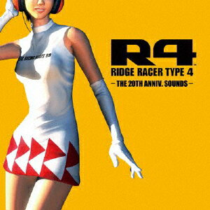 【新品】【CD】R4 −THE 20TH ANNIV. SOUNDS− (ゲーム・ミュージック)