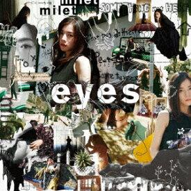 【CD】eyes milet