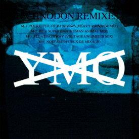 【CD】TECHNODON REMIXES I&II YELLOW MAGIC ORCHESTRA