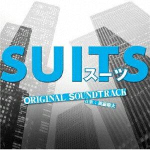 【新品】【CD】フジテレビ系ドラマ SUITS/スーツ オリジナルサウンドトラック 眞鍋昭大