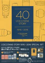 【新品】【本】40 L'OCCITANE STORY