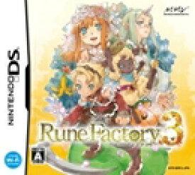 【中古】ルーンファクトリー3 DS NTR-P-BRFJ/ 中古 ゲーム