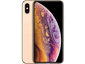 【中古】【白ロム】【au】iPhone XS 256GBゴールド SIMロック解除済 MTE22 Ver12.0 SIMフリー【ABランク】【△判定】【送料無料】