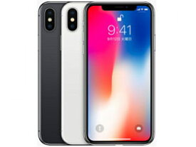 【中古】【白ロム】【docomo】iPhone X 64GB【Aランク】