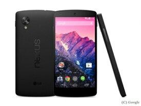 【中古】【白ロム】Nexus5 16GB ブラック【Bランク】【〇判定】【送料無料】