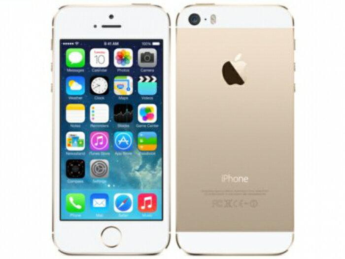 【中古】【softbank】APPLE≪iPhone 5S 16GB 【○判定】【送料無料】【白ロム】≫[ゴールド][状態:未使用品][1ヶ月保証]【○判定】