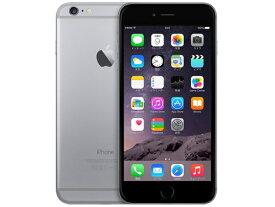 【中古】【白ロム】【docomo】iPhone6 Plus 16GB[スペースグレイ][未使用]【○判定】