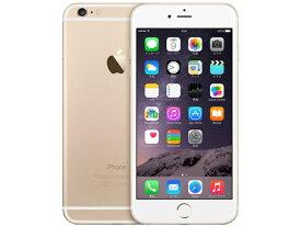 【中古】【白ロム】【au】iPhone6 Plus 16GB ゴールド【Bランク】【△判定】【送料無料】