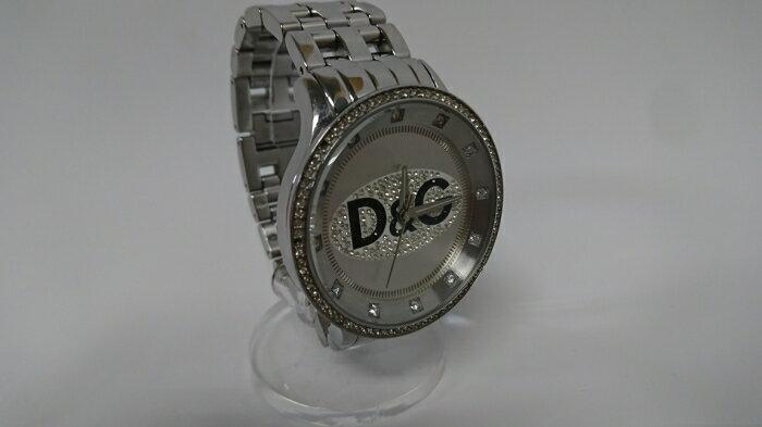 【中古】DOLCE&GABBANA ドルチェ&ガッバーナ D&G プライムタイム DW0145 【Cランク】【送料無料】