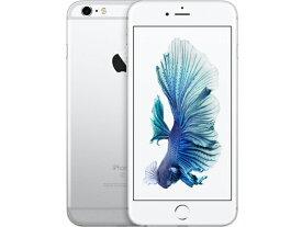 【中古】【白ロム】【SoftBank】iPhone6S Plus 128GB シルバー【ジャンク品】【〇判定】【送料無料】