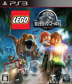 【新品】 LEGO ジュラシックワールド PS3 BLJM-61298 / 新品 ゲーム