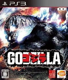 【新品】 ゴジラ GODZILLA PS3 BLJS-10291 / 新品 ゲーム