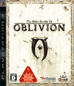 【中古】The Elder Scrolls4 オブリビオン PS3 BLJM-60032/ 中古 ゲーム