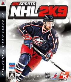【中古】NHL 2K9 PS3 BLJS-10049/ 中古 ゲーム