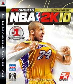 【中古】NBA 2K10 PS3 BLJS-10064/ 中古 ゲーム