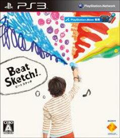 【中古】Beat Sketch PS3 BCJS-30059/ 中古 ゲーム
