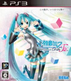 【中古】初音ミク Project DIVA F 2nd PS3 BLJM-61079/ 中古 ゲーム