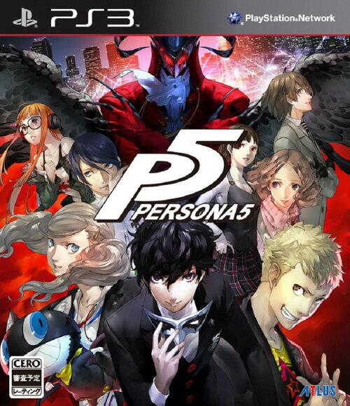 【中古】 ペルソナ5 通常版 PS3 BLJM-61346 / 中古 ゲーム