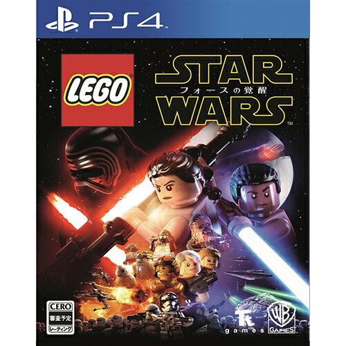 【新品】 LEGO スターウォーズ フォースの覚醒 PS4 PLJM-80144 / 新品 ゲーム