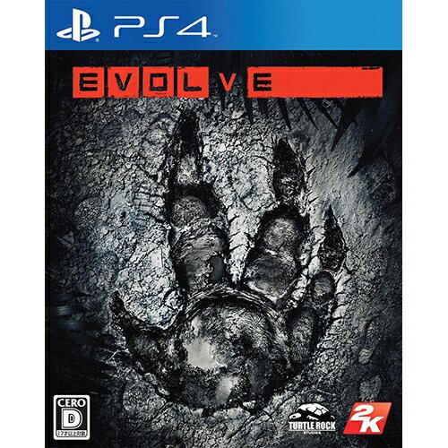 【新品】 エボルブ Evolve PS4 PLJS-74002 / 新品 ゲーム