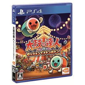【中古】太鼓の達人 セッションでドドンがドン! PS4/ 中古 ゲーム