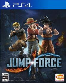 【中古】JUMP FORCE PS4/ 中古 ゲーム
