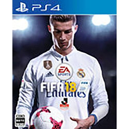 【中古】FIFA 18 PS4/ 中古 ゲーム