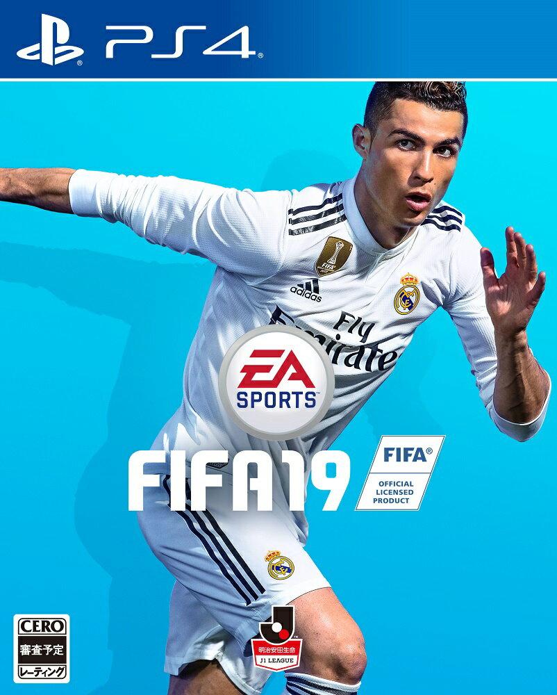 【中古】 FIFA 19 PS4 ソフト PLJM-16256 / 中古 ゲーム