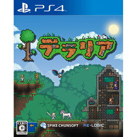 【新品】 テラリア PS4 PLJS-70020 / 新品 ゲーム