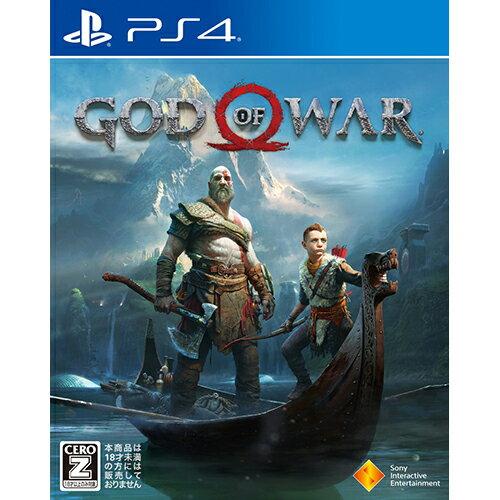 【新品】 ゴッド・オブ・ウォー PS4 ソフト【CERO区分_Z】 PCJS-66019 / 新品 ゲーム