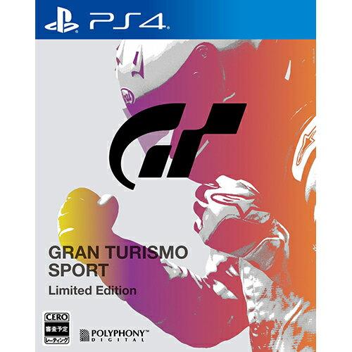 グランツーリスモ スポーツ リミテッドエディション 【新品】 PS4 ソフト PCJS-53020 / 新品 ゲーム
