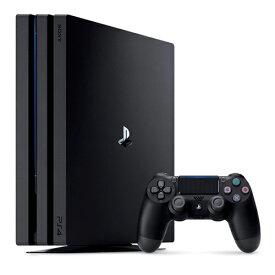 【中古】PS4 本体 Pro 1TB CUH-7000BB01/ 中古 ゲーム