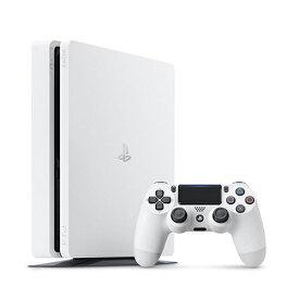 【中古】PS4 本体 / プレイステーション4 本体 グレイシャーホワイト 500GB CUH-2100AB02/ 中古 ゲーム