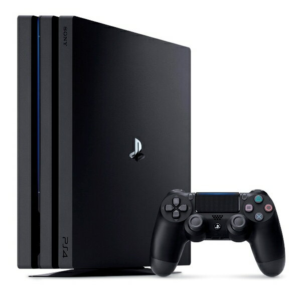 プレイステーション4 Pro 1TB CUH-7100BB01 【新品】 PS4 本体 / 新品 ゲーム