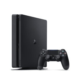【新品】 PlayStation4 ジェット・ブラック 500GB [CUH-2200AB01] PS4 本体 CUH-2200AB01 / 新品 ゲーム