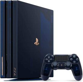 【新品】 PlayStation4 Pro 500 Million Limited Edition PS4 本体CUH-7100BA50 / 新品 ゲーム