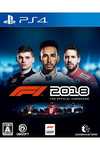 【中古】 F1 2018 PS4 / 中古 ゲーム