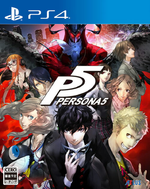【中古】 ペルソナ5 PS4 PLJM-80169 / 中古 ゲーム